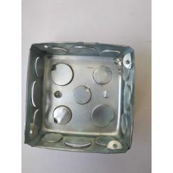 Caja Luz Metalica