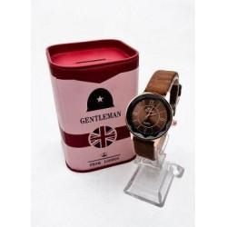Reloj Caballero + Alcancia