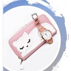 Reloj + Billetera