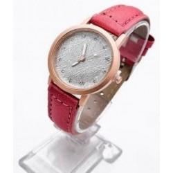 Reloj Cuero Cosido Dama