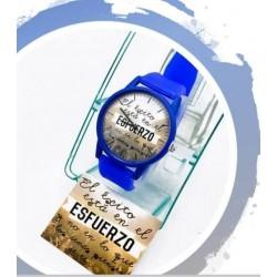 Reloj Set Mensaje Especial