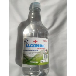 Alcohol Antiseptico 750 ml