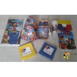 Kit Fiesta Lego