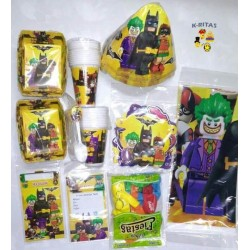 Kit Fiesta Batman Lego