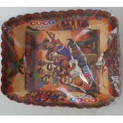 Bandejas 12 Unidades Coco