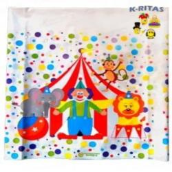 Mantel Decoracion Circo